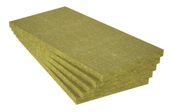 Pack x 5 U Lana de Roca Mineral 100x50x5 cm x 40 Kg